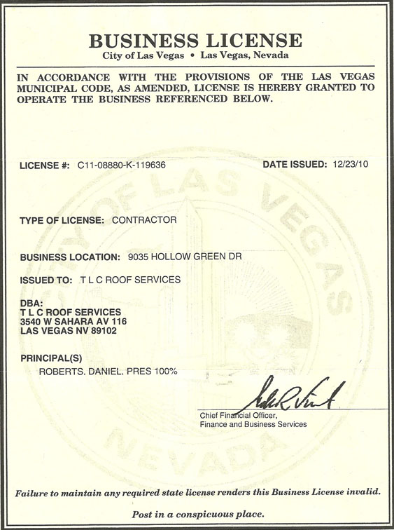 how to get llc business license